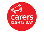 Carers Rights Day logo