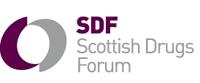 Scottish Drugs Forum logo