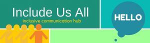 Inclusive Communications Hub logo